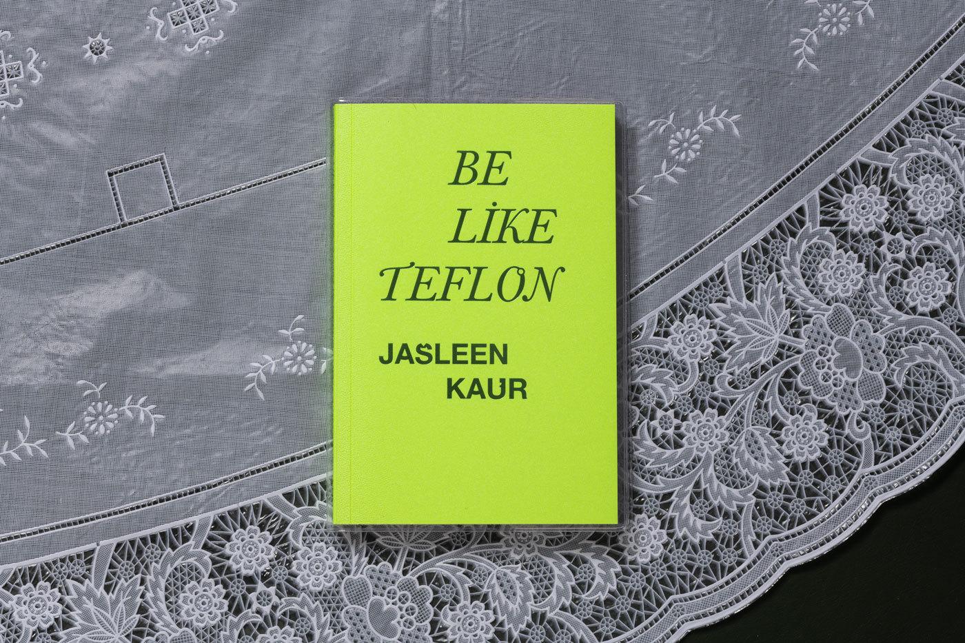 Be Like Teflon