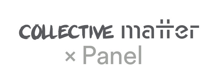 Collective Matter X Panel Logo