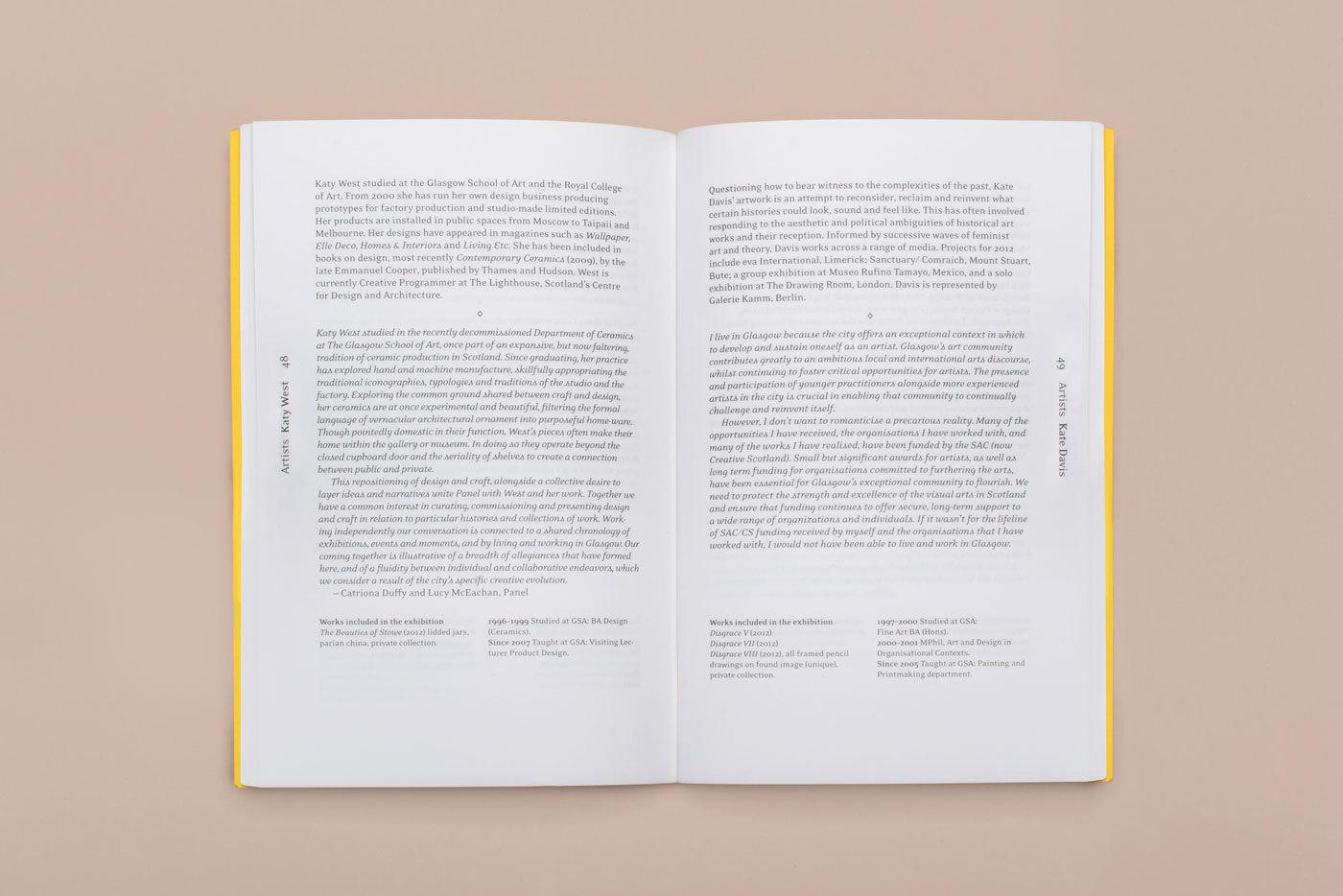 Panel Books F